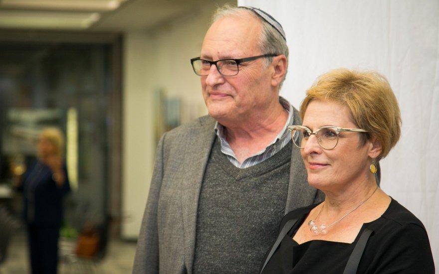 E. Zurofas ir R. Vanagaitė