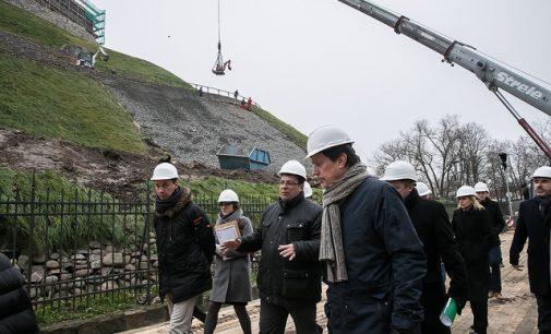 Gedimino kalnas taps nuolatiniu Seimo kultūros komiteto stebėjimo objektu