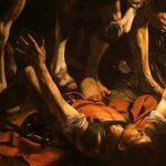 Caravaggio, neįtikėtini žmonių kūnų rakursai