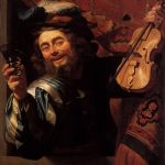 Frans Hals. Jei portretą apžiūrinėsime juodai baltoje reprodukcijoje, atrodys, jog žiūrim į nuotrauką
