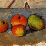 P. Sezanas. Obuoliai