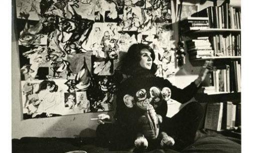 Jacqueline de Jong ir avangardas, ateinantis iš 1968-ųjų