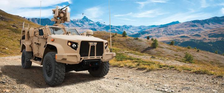 Šarvuoti JAV gaminami visureigiai - Light Combat Tactical All-Terrain Vehicle