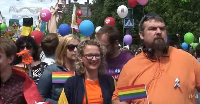 Liberalai ir LGBT baltic pride 2016