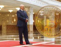 """Baltarusijos prezidento vizija: panaudoti Astravo atominės elektrinės pajėgumus """"kasant"""" bitkoinus"""