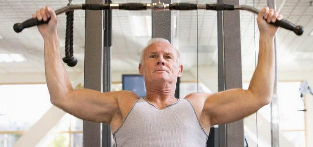 Pagyvenusiems žmonėms naudingesnės jėgos, o ne kardio treniruotės