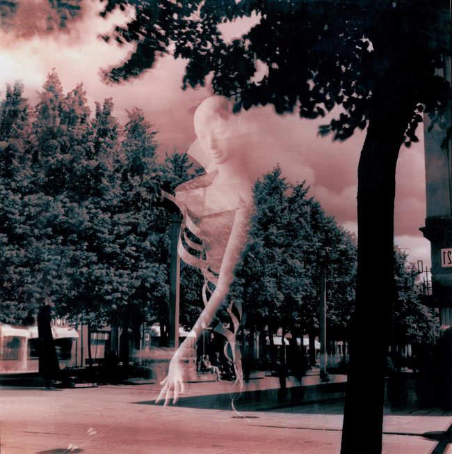 Romas Juškelis - fotogrfijų ciklas manekenai