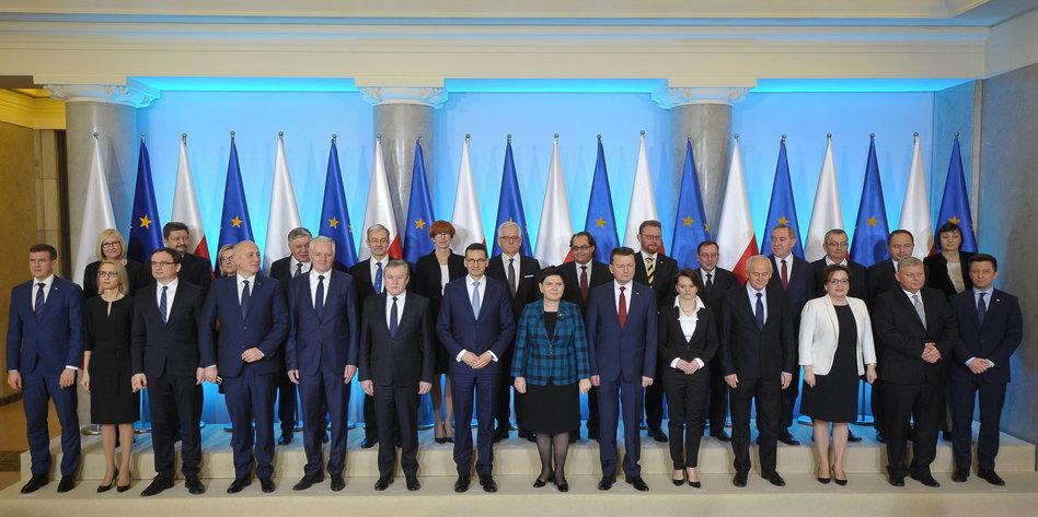 Lenkijos kabinetas