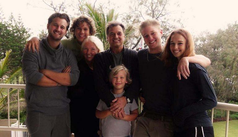 Šeimos susitikimas Australijoje. Asmeninio archyvo nuotraukos