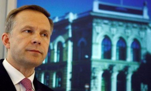 Latvijos banko vadovas suimtas įtariant korupcija