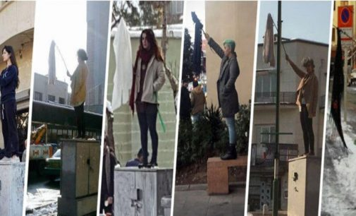 Irane prasidėjo hidžabo priešininkių maištas