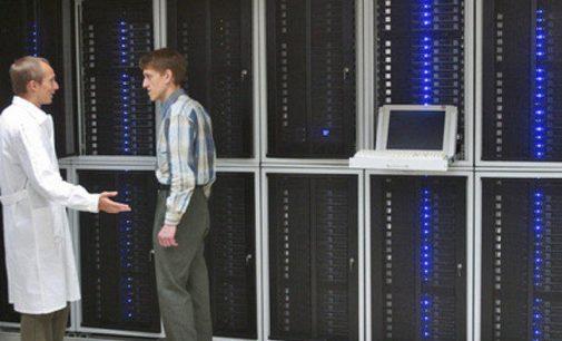 """Branduolinio centro darbuotojai bandė """"kasti"""" bitkoinus galingiausiu Rusijos superkompiuteriu"""