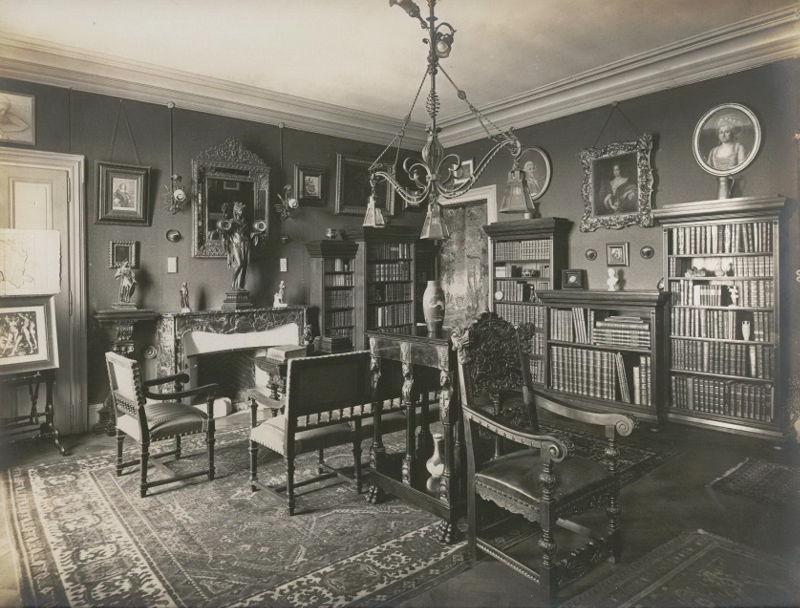 V. Daumanto, Lietuvos respublikos ataše Šveicarijoje, butas, 1919m.