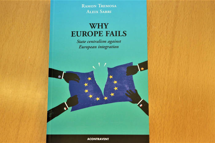 Why Europe Fails - Kodėl Europai nesiseka