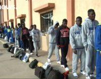 Libija pradeda migrantų deportavimą