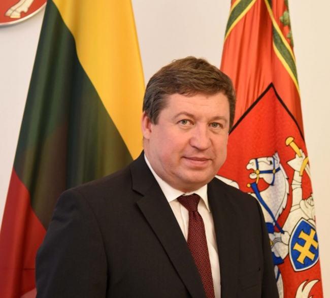 Raimundas Karoblis gynybos ministras
