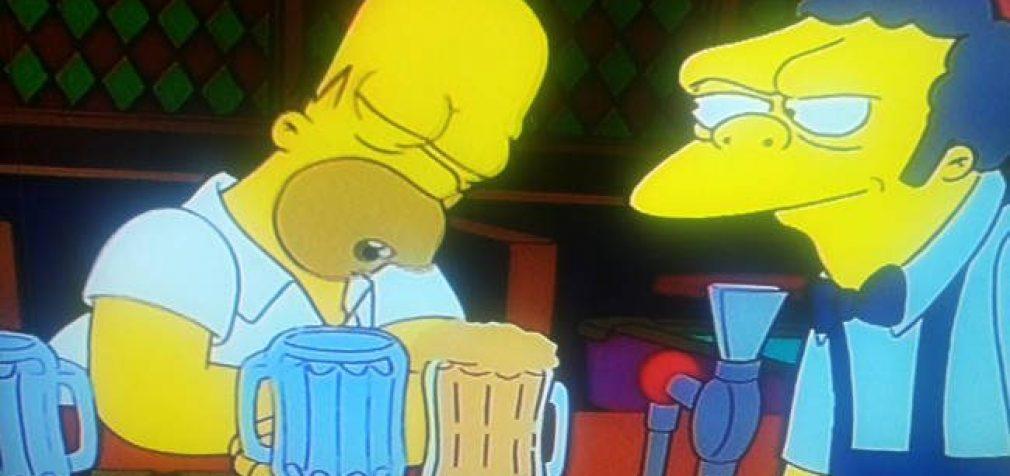 Baltieji aktoriai nebeįgarsins daugiau kitos odos spalvos personažų Simpsonų seriale