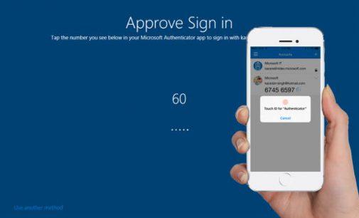Windows 10 – Microsoft atsisako slaptažodžių