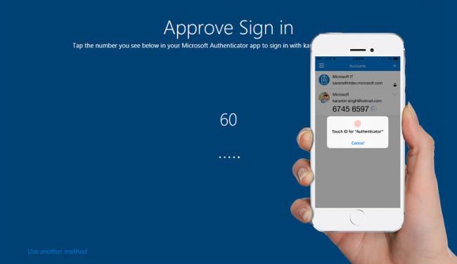 Windows 10S identifikacija