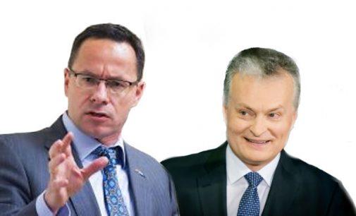 Konservatorius gąsdina SEB akcininkus pasekmėmis dėl galimo Gitano Nausėdos dalyvavimo prezidento rinkimuose