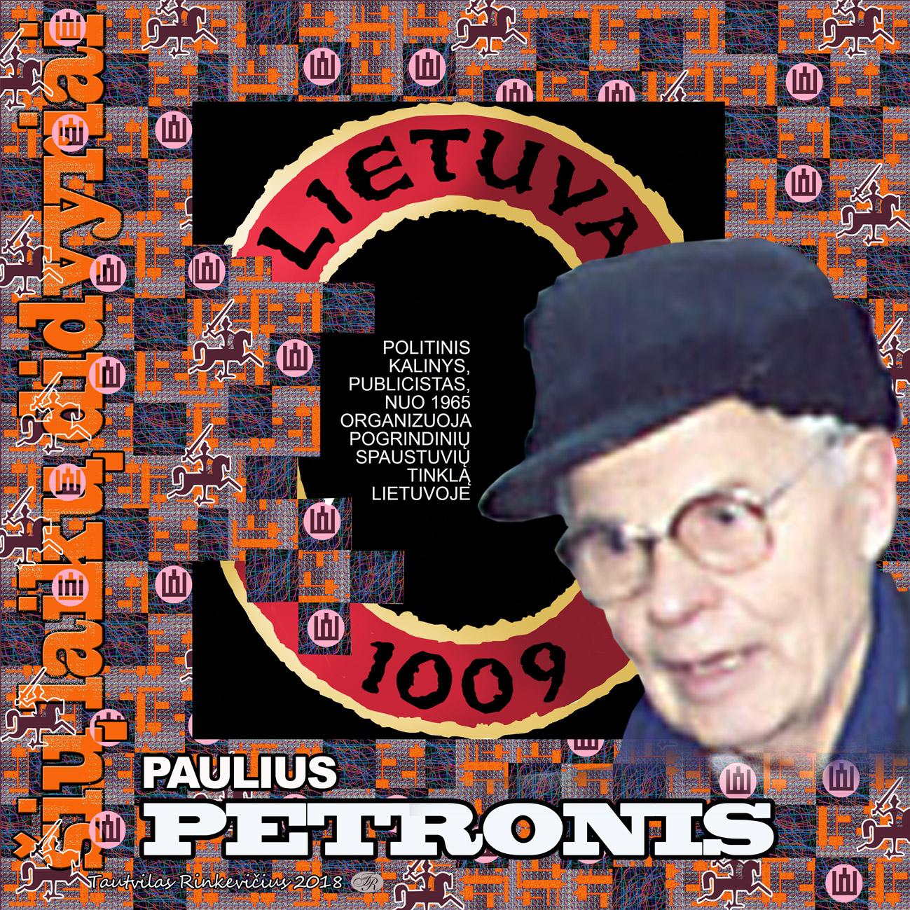 Paulius Petronis