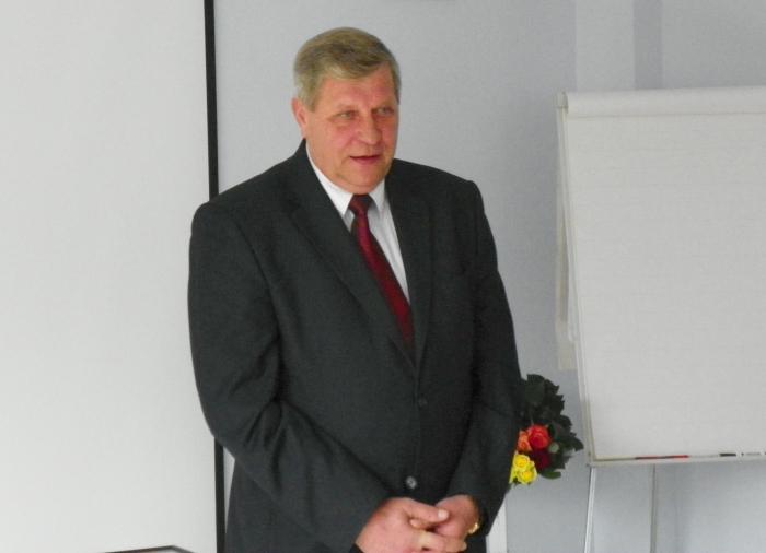 Mažeikių meras Antanas Tenys