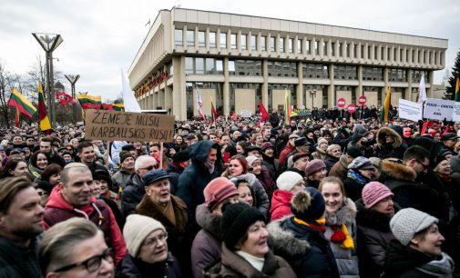 """Prezidentas Rolandas Paksas:""""Manau, tai išties lemtingas momentas Lietuvai, paskutinis šansas Tautai atsibusti!.."""""""