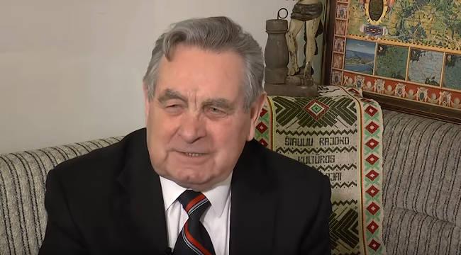 prof. Jonas Jasaitis