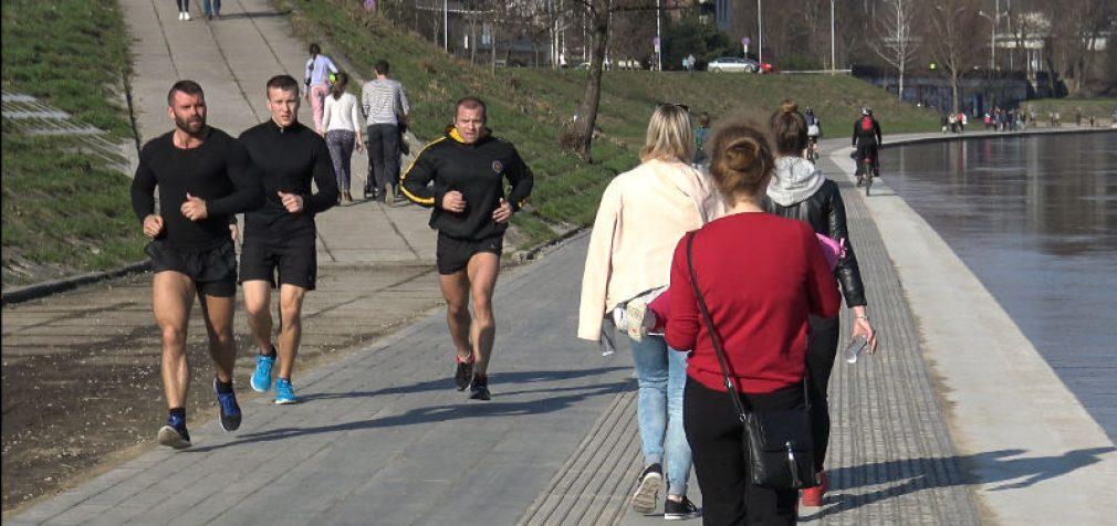 Fizinis aktyvumas padeda kovoti su kognityviniais sutrikimais