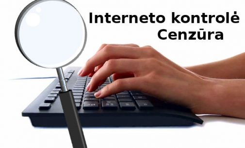 Baltarusijoje griežtinama interneto kontrolė
