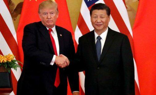 """Kinijos prezidentas Xi Jinpingas savo kolegai JAV, Donaldui Trampui: """"Arogancija tave nuves į niekur"""""""