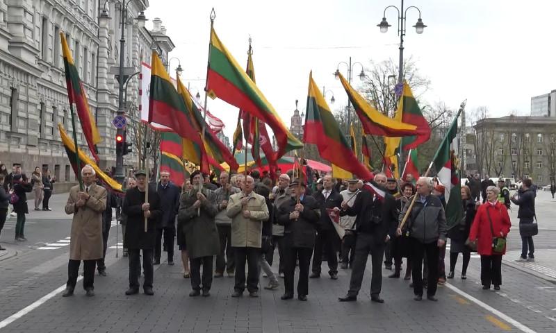 Lietuvos v4liavos 6imtmetis