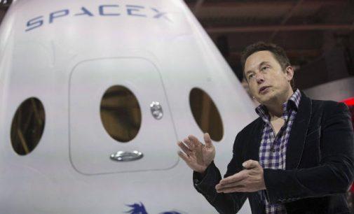 SpaceX paleido 10 palydovų skirtų globalaus interneto sklaidai