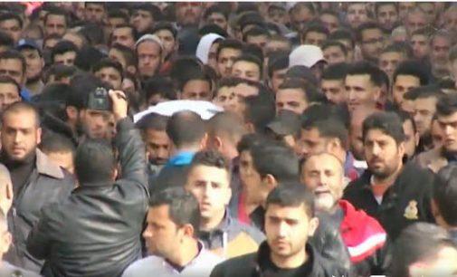 """Palestiniečiai: """"Arba mes grįžtame į tėvynę, arba prasideda Trečiasis pasaulinis karas"""""""