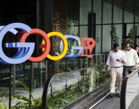 Google dirbtinis intelektas gali sutrukdyti Donaldui Trampui vėl tapti prezidentu