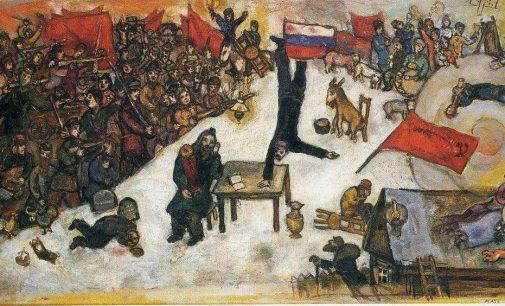 Rusija po 1917 spalio revoliucijos – žmonės, visuomenė, pasekmės