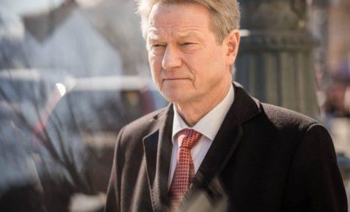 Prezidentas Rolandas Paksas. Prekyba Lietuvos valstybingumu