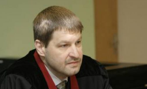 """Prokuratūra apribojo nuosavybės teises partijai """",Tvarka ir teisingumas"""" į valstybės skirtus asignavimus"""