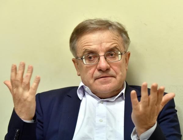 Vytautas Radžvilas Stasio Žumbio nuotr. |respublika.lt