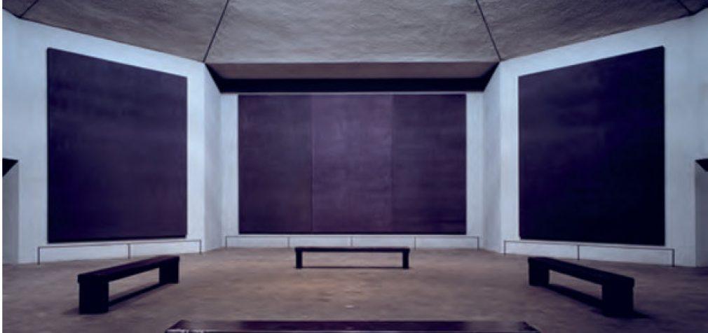 Mark Rothko abstraktūs neabstraktūs darbai – šviesos tyluma