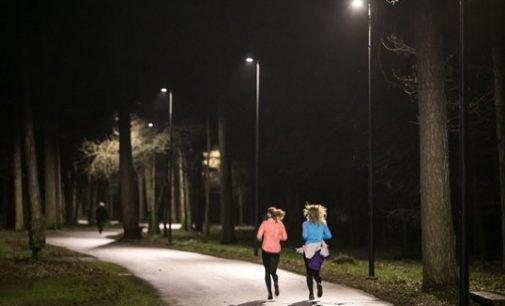 Šimtmečio Dainų šventės dalyvius pasitiks moderniai apšviestas Vingio parkas