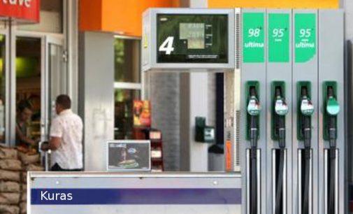 Pricer: Per mėnesį benzinas degalinėse pabrango 6 %
