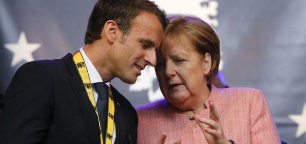 A. Merkel ir E. Makronas pasiūlė 500 milijardų eurų vertės Europos ekonomikos stimuliavimo planą