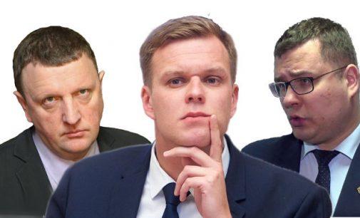 Konservatoriai ir liberalas siūlo į Magnickio sąrašą įtrauktiems asmenims drausti disponuoti turtu ir lėšomis Lietuvoje