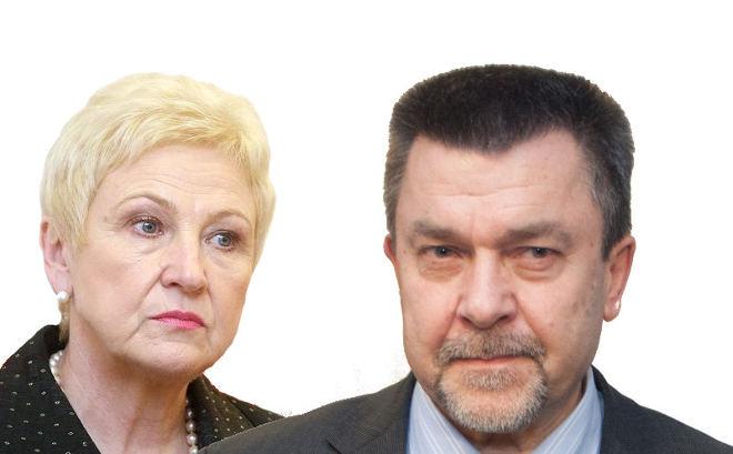 Konservatoriai Irena Degutienė ir Antanas Matulas