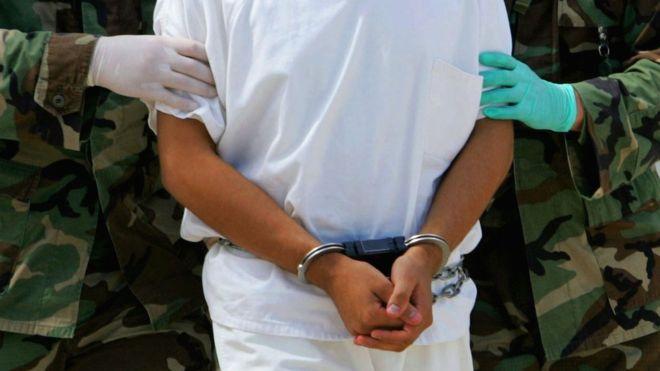 Gvantanamo kalinys
