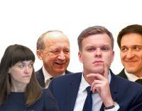 TS-LKD praranda palaikymą, Lietuvoje populiarėja rinkimų komitetai