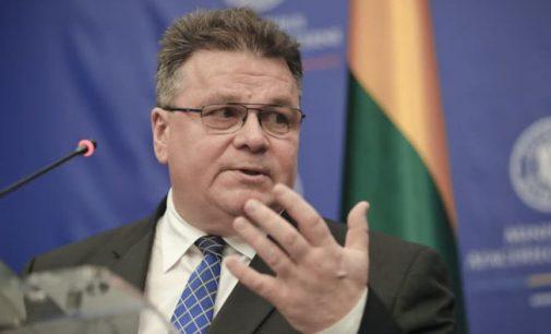NATO šalių URM ministrai aptarė Aljanso atsaką į koronaviruso pandemiją