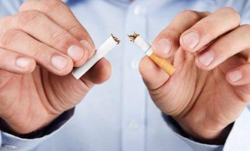 A. Veryga įregistravo siūlymą, kad tabako gaminiai jų prekybos vietose nebūtų matomi