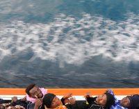 Migrantų srautai iš Libijos vėl auga